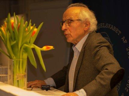 Sven Ove Gade har skrevet en række bøger om modstandsbevægelsens store profiler.