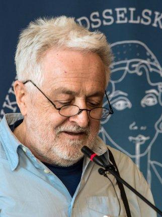 Henryk Broder - en munter pessimist. FOTO: Thomas A. Fog