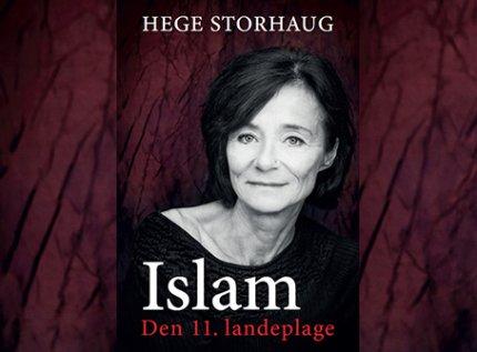 Hege Storhaugs islamkritiske bog er blevet en bestseller