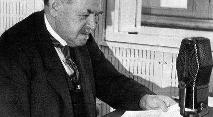 Vilhelm Buhl (S) opfordrede til at stikke sabotører