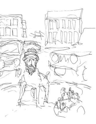 """""""Rondellhunden"""", der fik rabiate muslimer til at gå amok. Nu kan du eje dit eget eksemplar."""